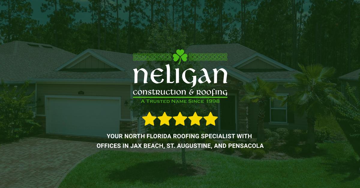 Best Roofing Contractors in Florida-Roof Company -Neligan Construction
